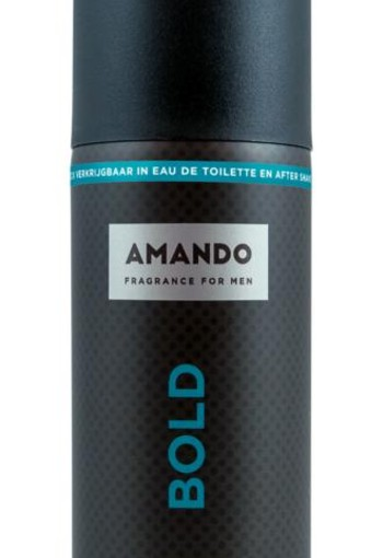 Amando Bold deodorant spray (150 ml)