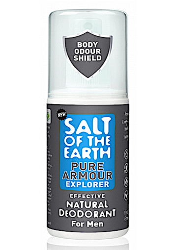 Salt Of The Earth Deodorant Deospray Men