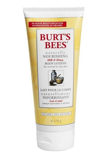 Burts Bees Bodylotion Nourishing 170g