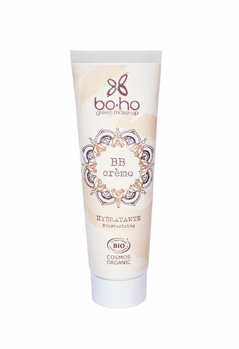 Boho Cosmetics Blemish balm cream beige diaphane bio (30 ml)