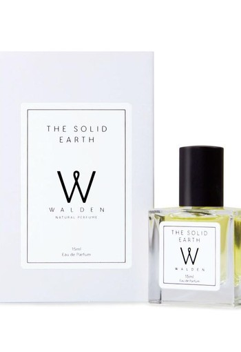 Walden Natuurlijke parfum the solid earth unisex (50 ml)