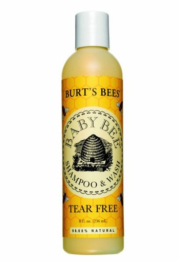 Burts Bees Baby Bee Shampoo & Wash 235ml