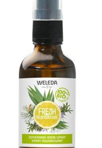 Weleda Zuiverende roomspray fresh (50 ml)