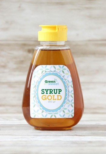 Greensweet Syrup gold (450 gram)