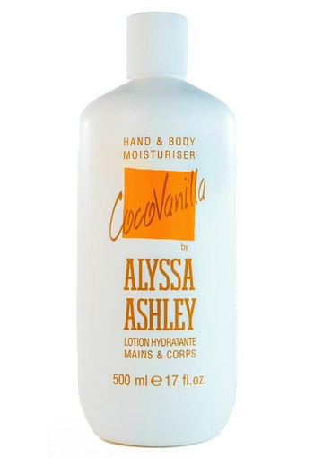 Alyssa Ashley Trendy line cocovanila hand & body lotion (500 ml)