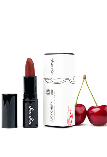 Uoga Uoga Lipstick juicy cherry bio (4 gram)
