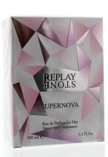 Replay Stone supernova for her eau de toilette (100 ml)