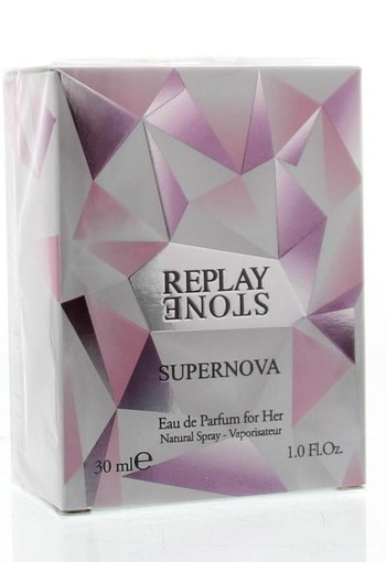 Replay Stone supernova for her eau de toilette (30 ml)