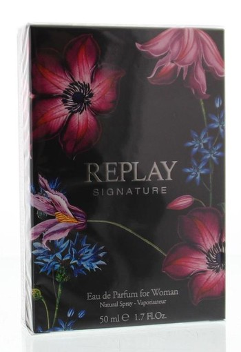 Replay Signature woman eau de parfum (50 ml)