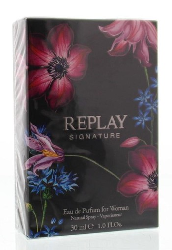 Replay Signature woman eau de parfum (30 ml)