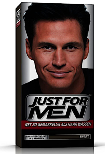 Just For Men Zwart 60 - Haarverf