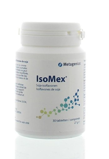Metagenics Isomex pot (30 tabletten)