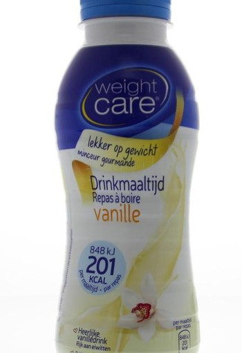 Weight Care Drink vanille (330 ml)