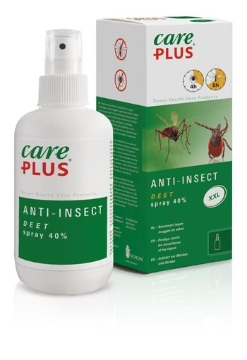 Care Plus Deet spray 40% (200 ml)