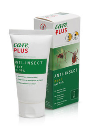 Care Plus Deet gel 30% (80 ml)