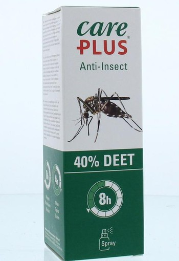 Care Plus Deet spray 40 (100 ml)