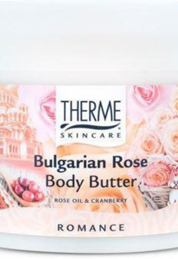 Therme Body butter Bulgarian rose (250 ml)