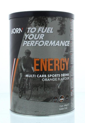 Born Energy multi carbo (540 gram)