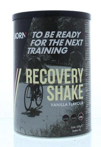 Born Recovery supple shake (450 gram)