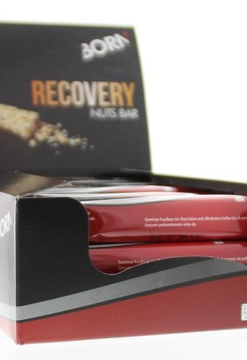 Born Recovery nuts bar 48 gram (15 stuks)