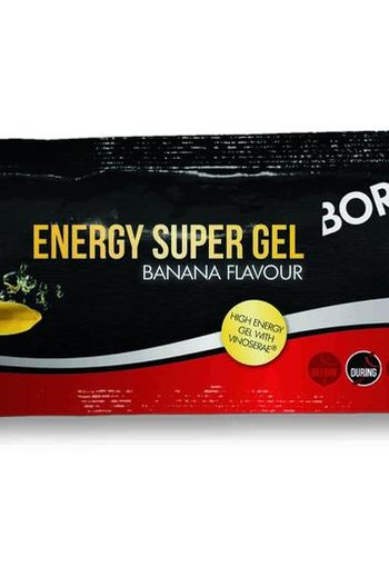 Born Energy super gel banana flavour 40 ml (12 stuks)