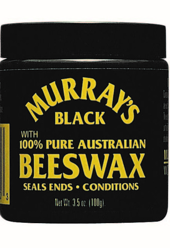 Murray's Beeswax black (114 gram)