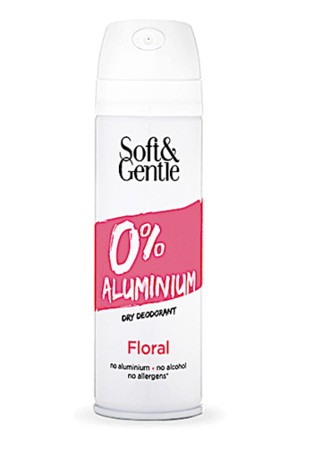 Soft & Gentle  0% Aluminium Floral 150 ml