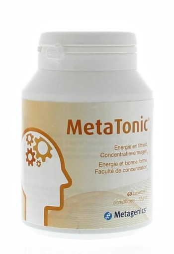 Metagenics Metatonic (60 tabletten)