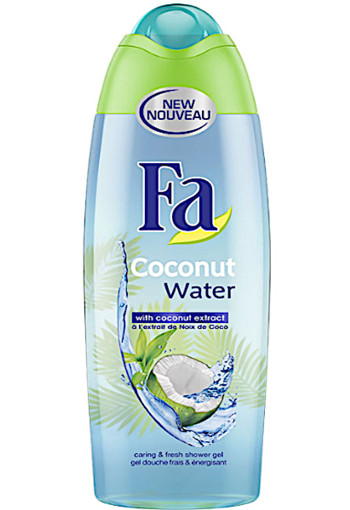 Fa Shower­gel co­conut wa­ter 250 ml