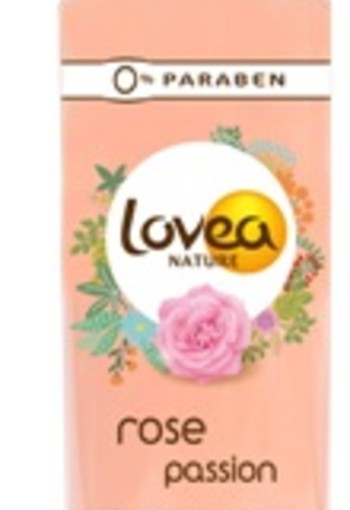 Lovea Rose body lotion (250 ml)