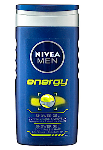 Ni­vea Men ener­gy dou­che­gel  250 ml