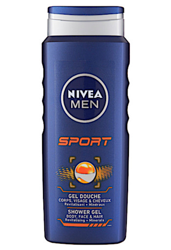 Ni­vea Men sport dou­che­gel  500 ml