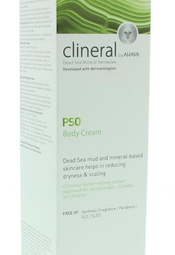Ahava Clineral PSO joint skin creme (75 ml)
