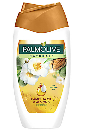 Palm­o­li­ve Na­tu­rals ca­mel­lia oil dou­che­melk  250 ml