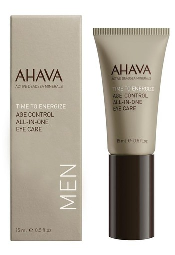 Ahava Mens age control all-in-one eye care (15 ml)
