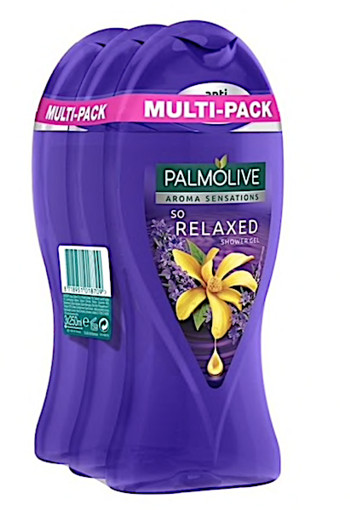 Palmolive Aroma Sensation So Relaxed Douchegel Voordeelverpakking 3 x 250ml