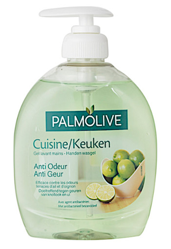 Palm­o­li­ve Keu­ken an­ti geur hand­zeep 300 ml