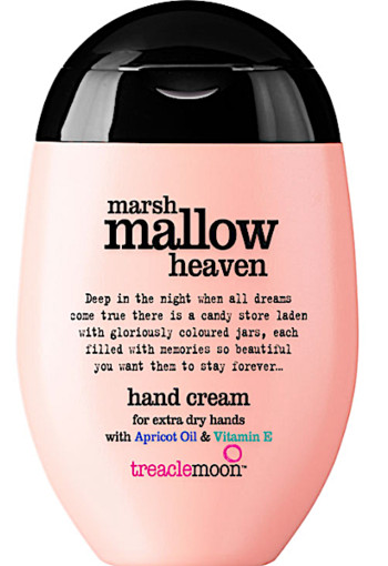 Tre­a­cle­moon Hand­crè­me marsh­mal­low he­a­ven 75 ml