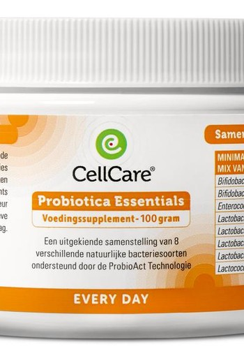Cellcare Probiotica essentials (100 gram)