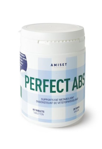 Amiset Perfect abs 4 in 1 (60 tabletten)