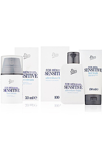 Etos Face Cream Sensitive for men 50 ml