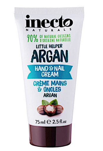 Inec­to Na­tu­rals ar­gan hand & nail cream  75 ml