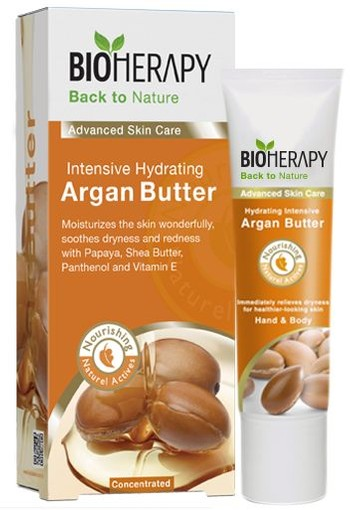 Bioherapy Intensive hydrating argan butter hand body cream (20 ml)