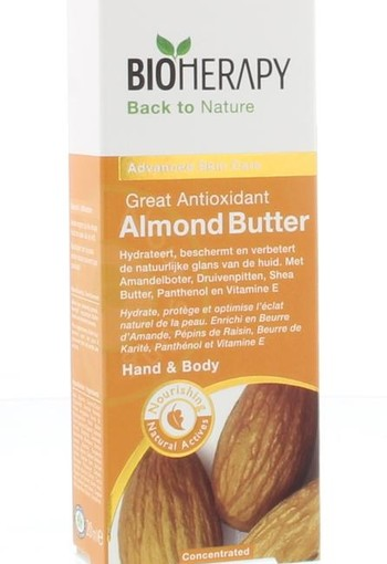 Bioherapy Great antioxidant almond butter hand body cream (20 ml)