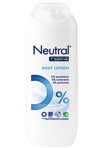 Neu­tral Bo­dy­lo­ti­on par­fum­vrij 250 ml
