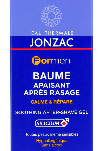 Jonzac Men Aftershave balsem (75 ml)