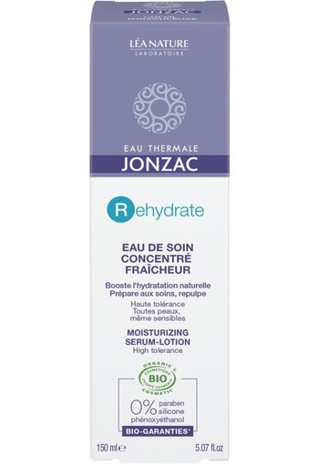 Jonzac Rehydrate H2O booster huidverzorgende lotion (150 ml)