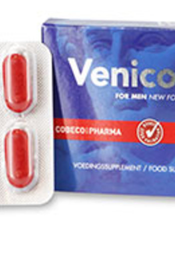 Venicon For men (4 tabletten)
