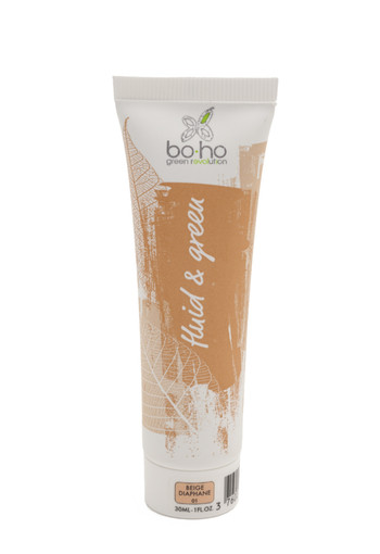 Boho Cosmetics Liquid foundation beige daphiane 01 (30 ml)