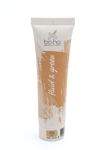 Boho Cosmetics Liquid foundation beige clair 02 (30 ml)